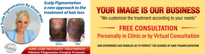 Scalp Pigmentation Treatment Toronto